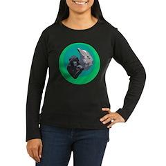 Earth Uplift Center Basic T-Shirt