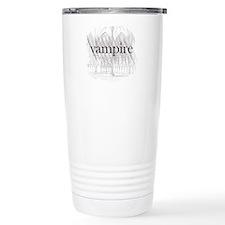 Vampire Gothic Travel Mug