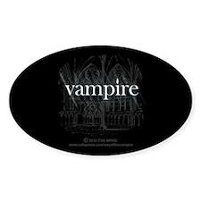 Vampire Gothic Decal