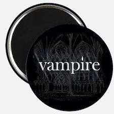 "Vampire Gothic 2.25"" Magnet (10 pack)"