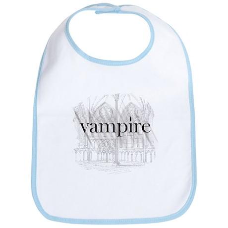 Vampire Gothic Bib