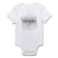 Vampire Gothic Infant Bodysuit