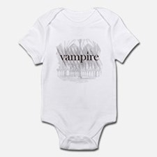 Vampire Gothic Infant Bodysuit