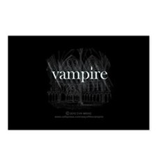 Vampire Gothic Postcards (Package of 8)