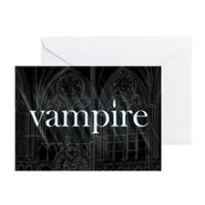 Vampire Gothic Greeting Cards (Pk of 10)