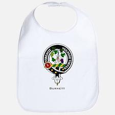 Burnett Clan Crest Badge Bib