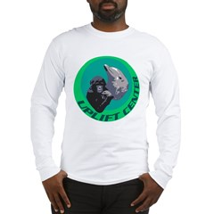 Earth Uplift Center Basic Long Sleeve T-Shirt