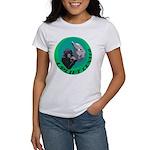 Earth Uplift Center Basic Women's T-Shirt