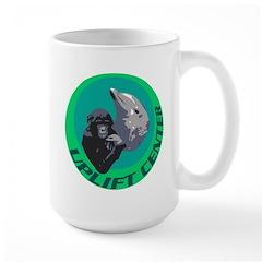 Earth Uplift Center Basic Large Mug