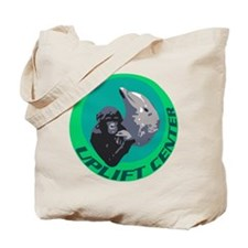Earth Uplift Center Basic Tote Bag