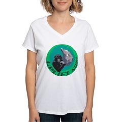 Earth Uplift Center Basic Shirt