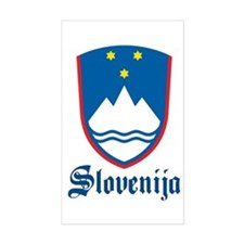 Slovenia Decal