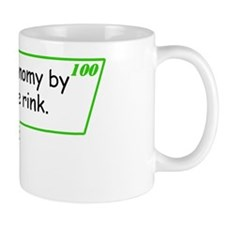 Helping Economy Small Mug