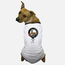 Blair Clan Crest Badge Dog T-Shirt