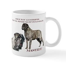 Mastiff Brindle Male Small Mug