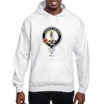 Bell Clan Crest Badge Hooded Sweatshirt