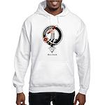 Balfour Clan Crest Badge Hooded Sweatshirt