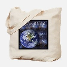Is God our gift to offer? Tote Bag