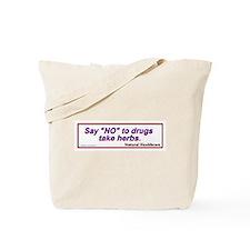Cute Naturopathic medicine Tote Bag
