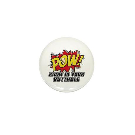 Pow! Mini Button (10 pack)
