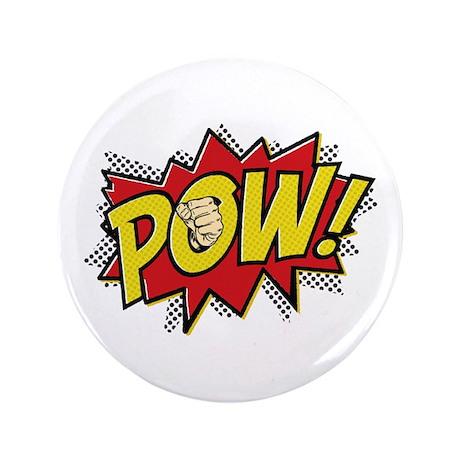 "Pow! 2 3.5"" Button (100 pack)"