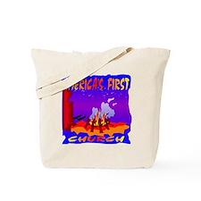America's First Church Tote Bag