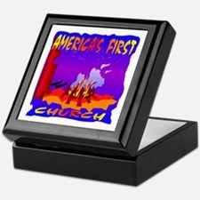 America's First Church Keepsake Box