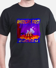 America's First Church T-Shirt