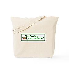 Cool Reflexology Tote Bag