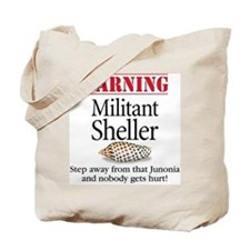 Militant Sheller Tote or Beach Bag