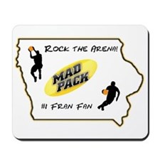 Iowa Mad Pack Mousepad