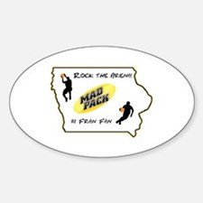 Iowa Mad Pack Decal