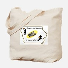 Iowa Mad Pack Tote Bag