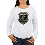 Glendale Police Bike Squad Women's Long Sleeve T-S