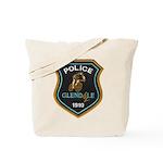 Glendale Police Bike Squad Tote Bag