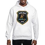 Glendale Police Bike Squad Hooded Sweatshirt