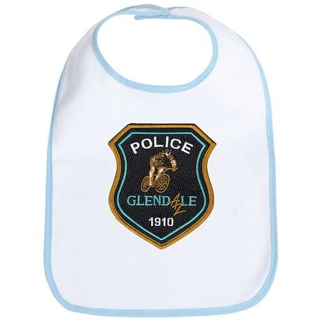 Glendale Police Bike Squad Bib