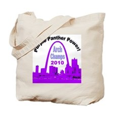 Arch Champions 2010 Tote Bag