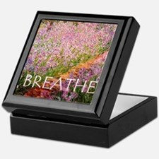 Cute Breathe Keepsake Box