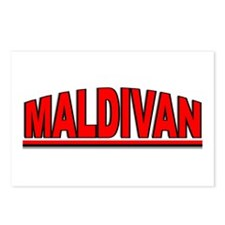 """Maldivan"" Postcards (Package of 8)"