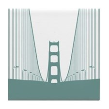 Bay Bridge Tile Coaster
