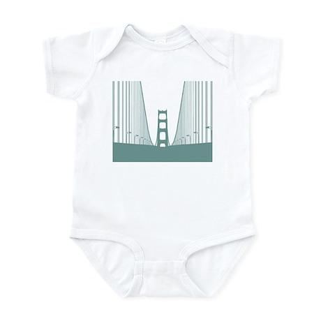 Bay Bridge Infant Bodysuit