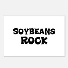 Soybeans Rock Postcards (Package of 8)