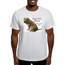 Unique Sharpei puppies T-Shirt