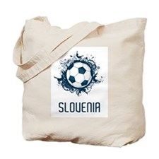 Slovenia Football Tote Bag
