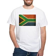 Vintage South Africa Flag Shirt