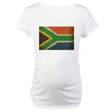 Vintage South Africa Flag Shirt