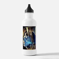 Vintage Iconic Metropo Sports Water Bottle
