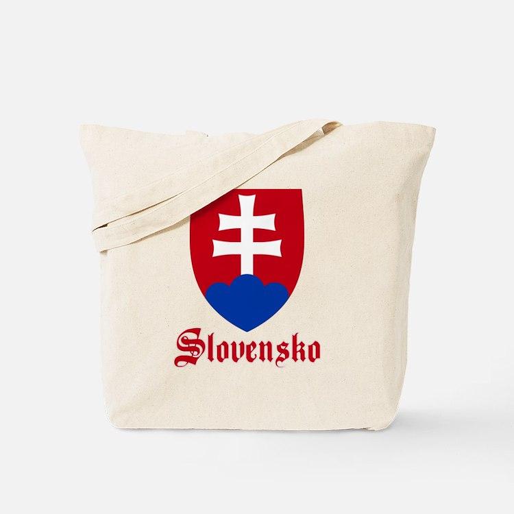 Slovakia Tote Bag