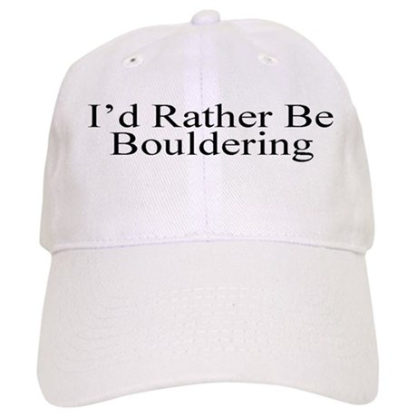 Bouldering Cap